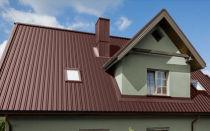 Как правильно крепить профнастил на крышу саморезами