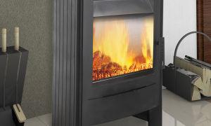 Печь-камин длительного горения – идеи для дачи