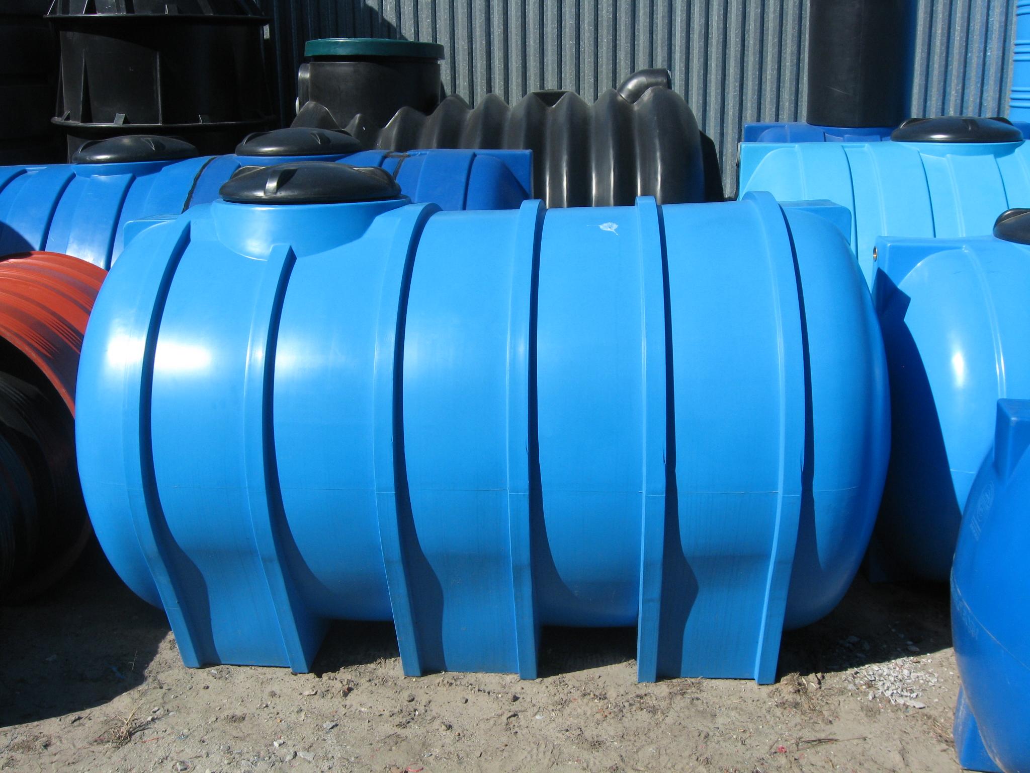 Емкости для канализации частного дома