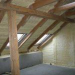 Как утеплить крышу мансарды изнутри – выбор материалов и алгоритм работ