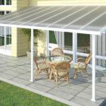 Крыша из поликарбоната: нюансы самостоятельного изготовления