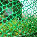 Как использовать фасадную сетку в качестве забора на даче
