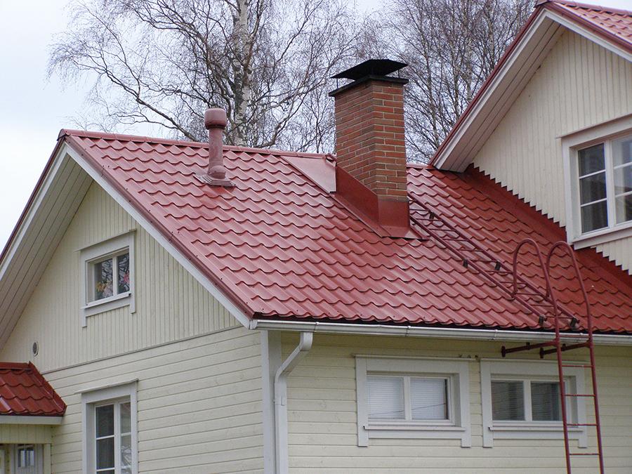Проектирование лестницы для крыши