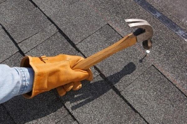 Ремонт крыши на даче своими руками