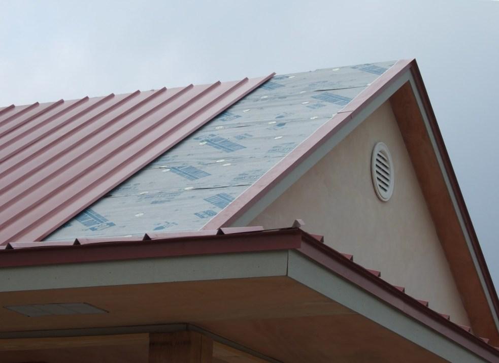 Утепление и пароизоляция крыши дачного дома