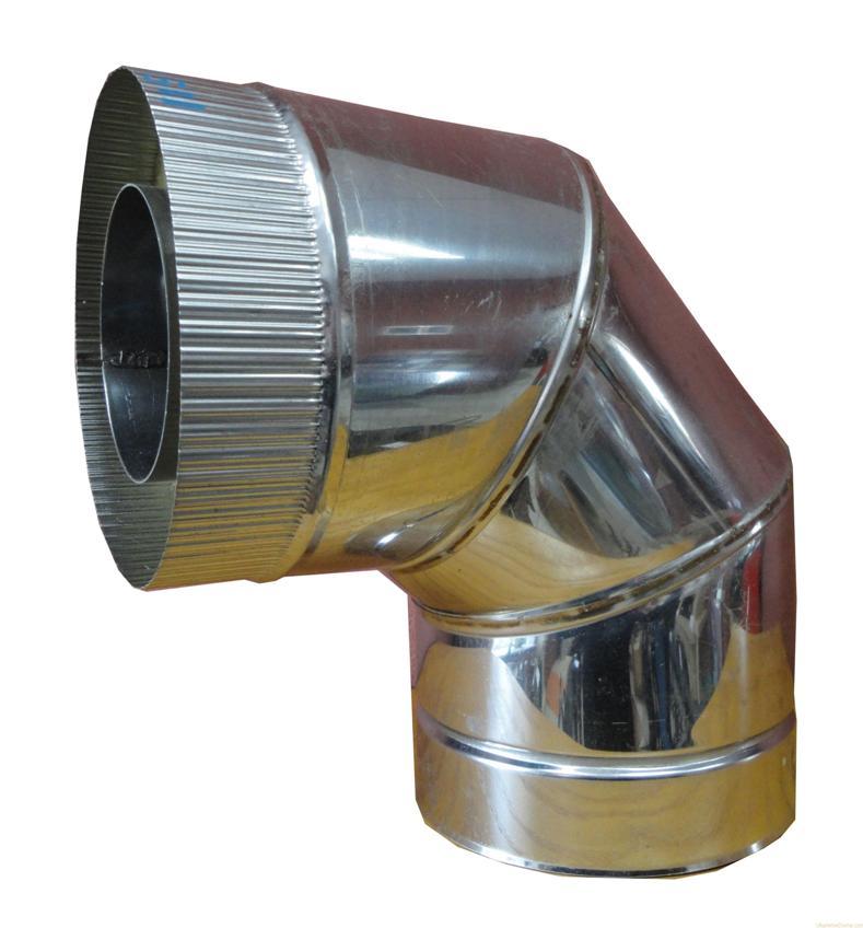 Двухконтурный дымоход для газового котла