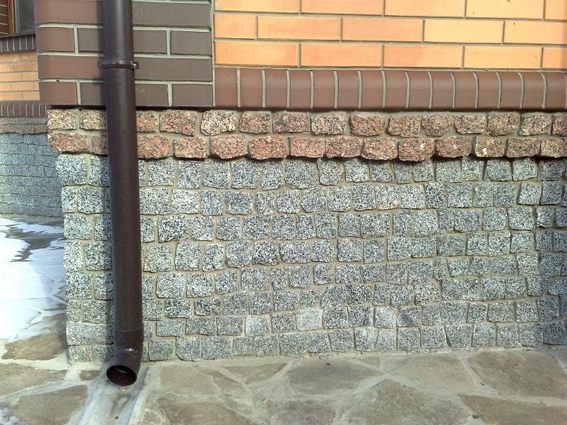 Фундамент для дачи, разновидности цоколя загородного жилища