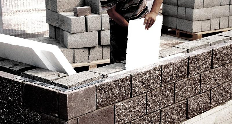 Фундамент для дома из керамзитобетона, особенности построек