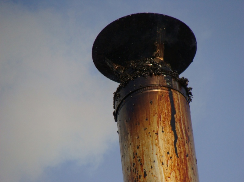 Как избавиться от конденсата в твердотопливном дымоходе