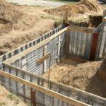 Фундамент на песчаной почве