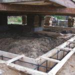 Ремонт фундамента дачного дома своими руками: секреты успешного монтажа