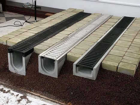 Отвод воды от фундамента дома - устройство дренажной системы