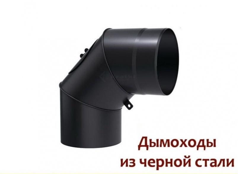Преимущества применения дымохода из черной стали