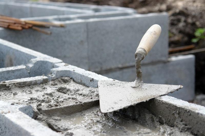 Сколько надо цемента на фундамент для дачи