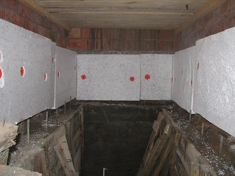 Стены погреба, отделка различными материалами самостоятельно