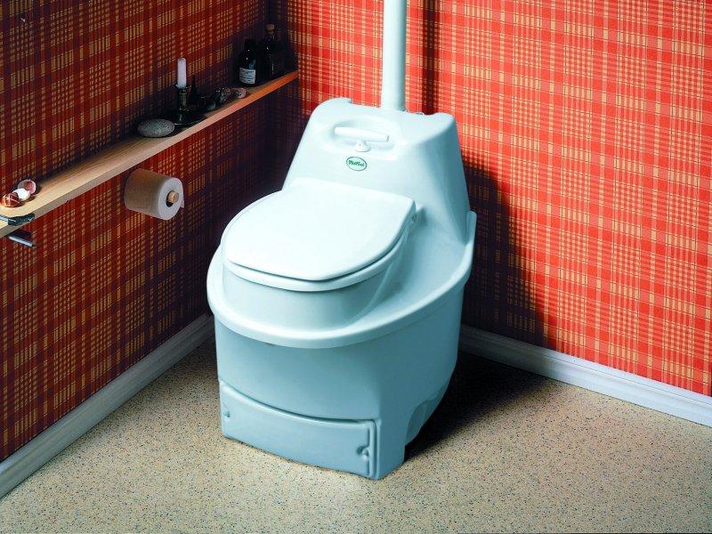 Туалет без канализации, биотуалет для дачи