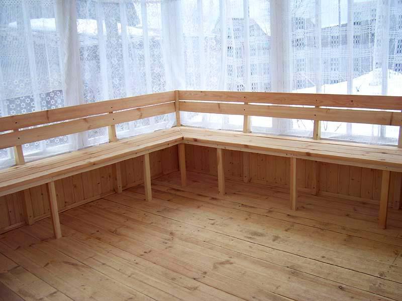 скамейки для беседки, материалы для изготовления