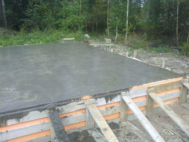 Как самостоятельно сделать бетон для фундамента дачи