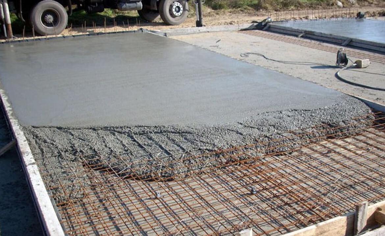 Какой бетон нужен для фундамента дачи