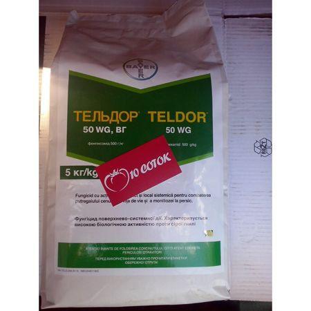Фунгицид Тельдор для борьбы с монилиозом на абрикосе