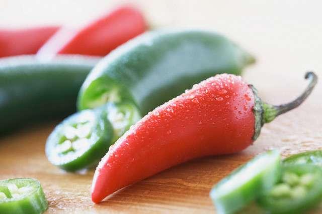 Перец халапеньо - красный перец с пикантным вкусом