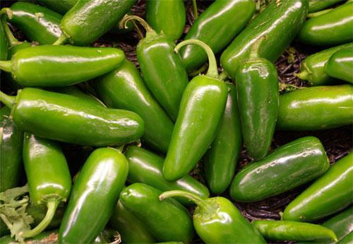 Перец халапеньо - зеленый острый овощ