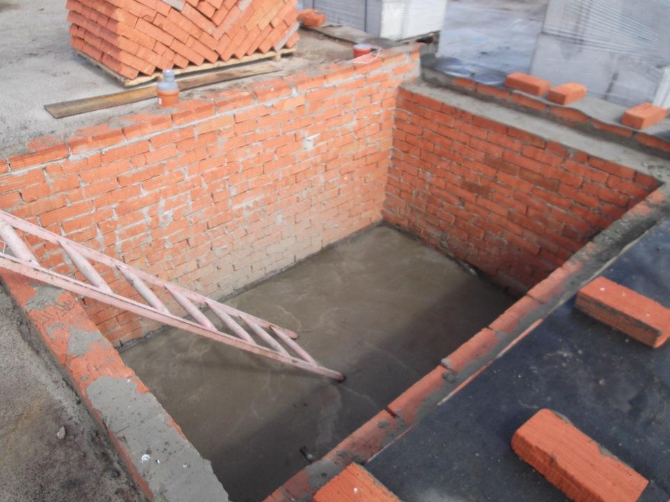 Погреб из кирпича - материалы и инструменты для постройки погреба