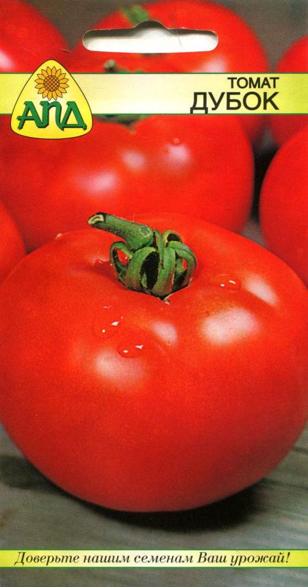 Семена помидоров сорта Дубок для хорошего урожая