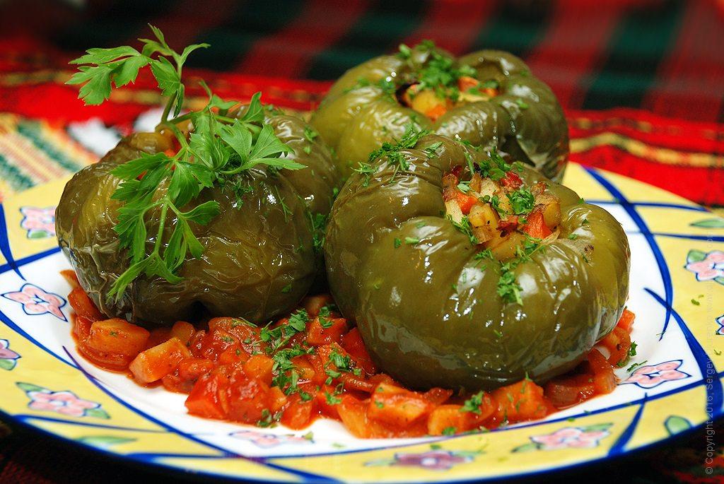 Перец Гогошары кулинарное применение