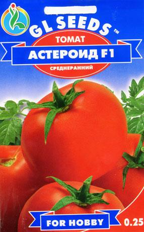 Сорта помидор для теплицы из поликарбоната - лучший для бочковых солений Астероид