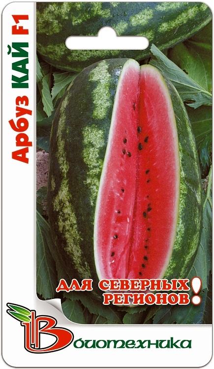 Сорта арбузов - Устойчивый к похолоданиям Кай