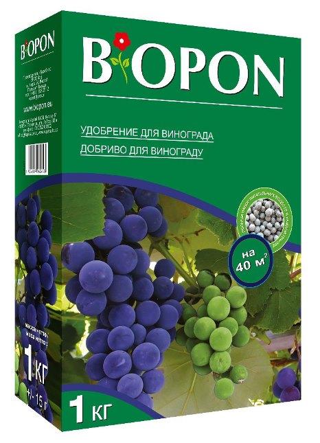 Какому препарату отдать предпочтение при подкормке винограда