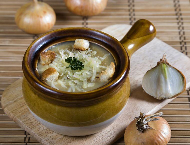 Луковая диета - как приготовить луковый суп для похудения