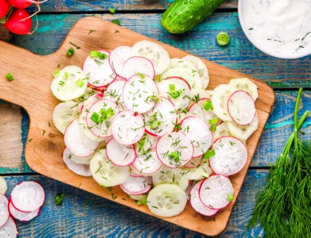 Польза редиски при похудении