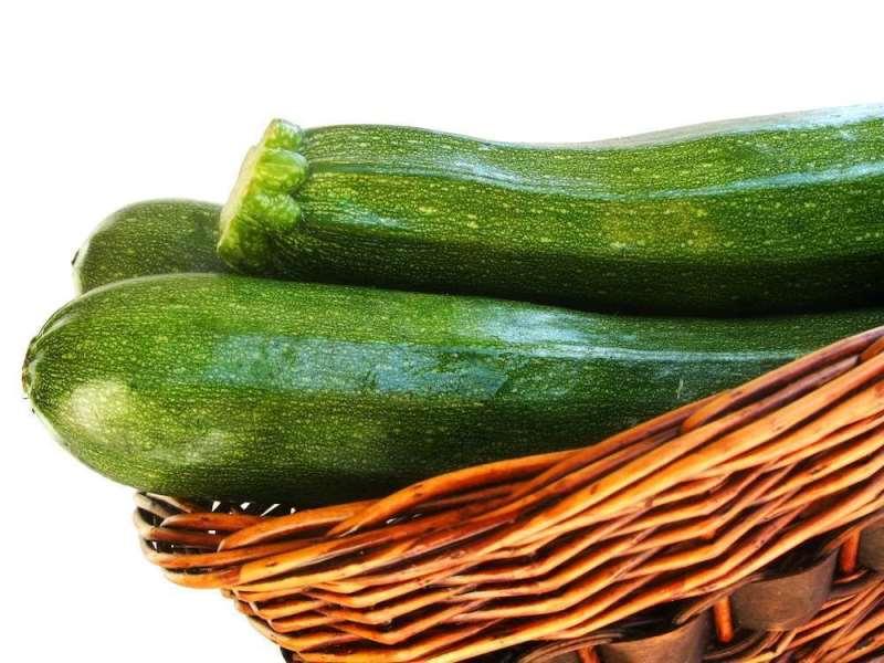 Цуккини - полезные вещества, калорийность