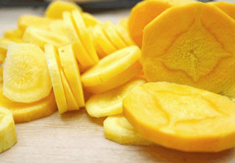 Желтая морковь полезные свойства и пищевая ценность
