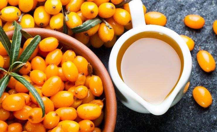 Польза ягод облепихи при беременности