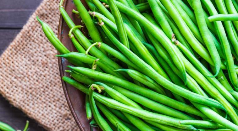 Скороспелый овощ стручковая фасоль сорта Карамель