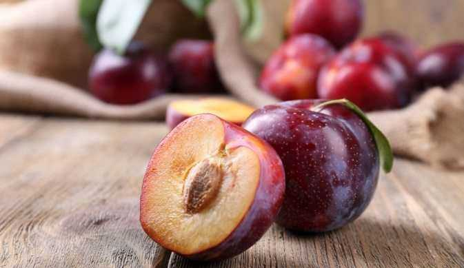 Слива - вкусовые качества и внешний вид плодов