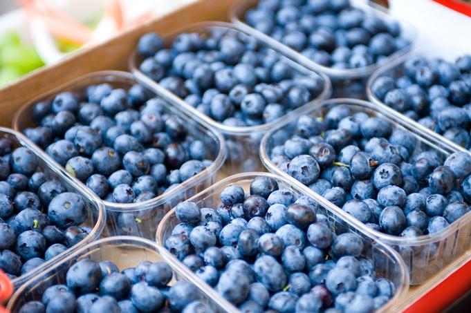 Черника - особенности транспортировки ягоды