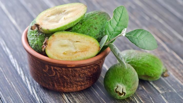 Какие витамины и микроэлементы содержит фейхоа