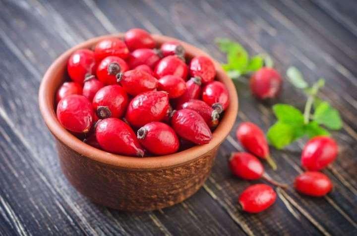 Похудение с помощью шиповника - польза ягод