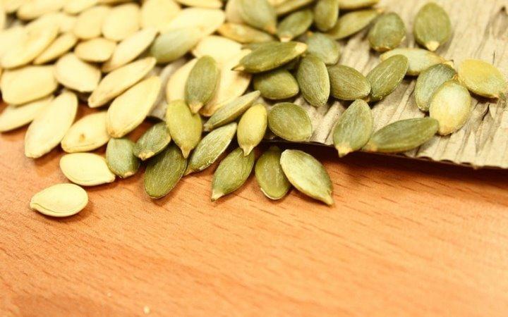 Польза и вред от тыквенных семечек