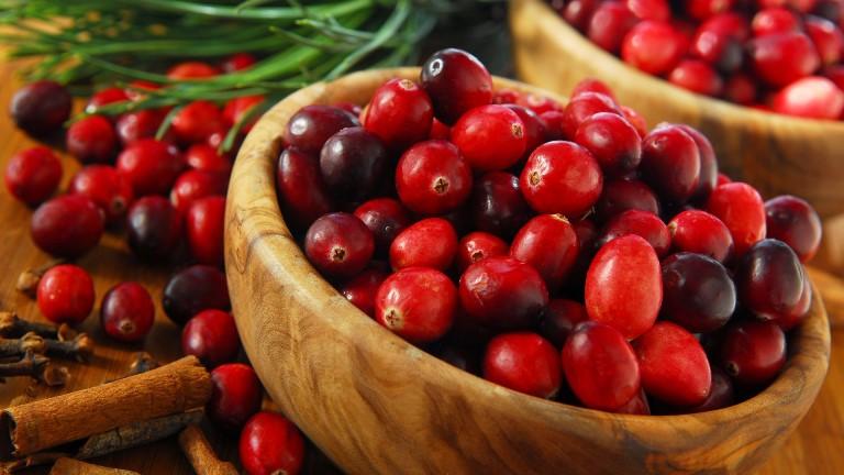 Польза клюквы - состав ягод, калорийность