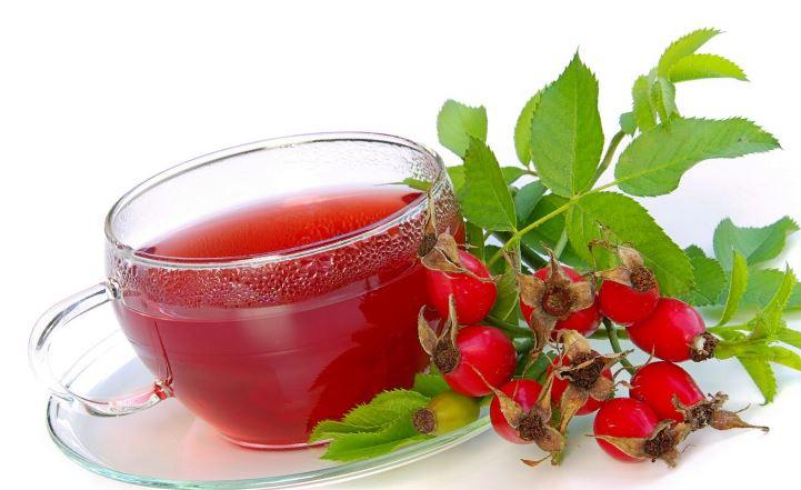 Укрепление сердца и сосудов с помощью настоев из ягод шиповника