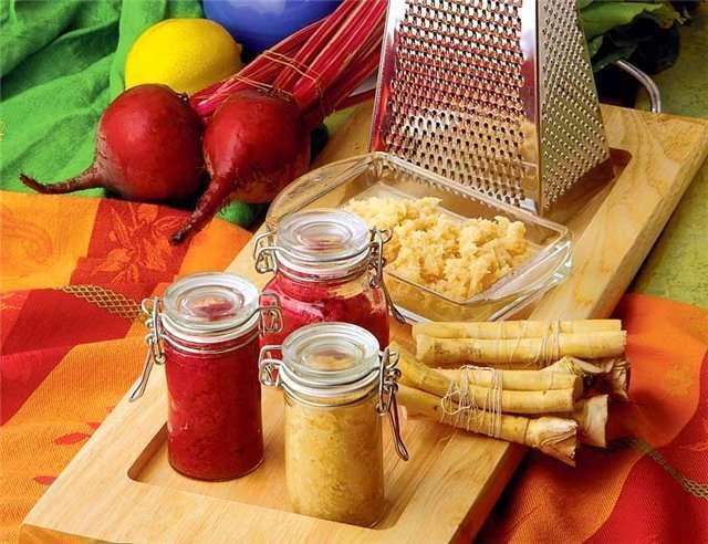 Рецепты приготовления блюд с добавлением хрена