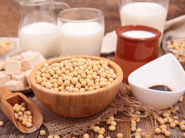 Соя польза и вред для здоровья - состав, свойства, противопоказания