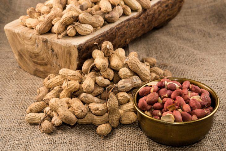 Необходимость в арахисе при похудении
