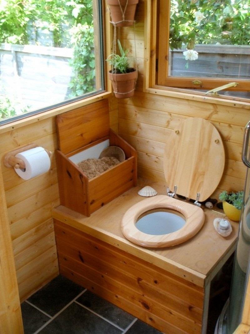 Окна для дачного туалета своими руками 66
