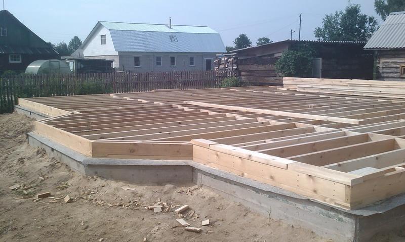 Фундамент для каркасный дом своими руками пошаговая инструкция 732